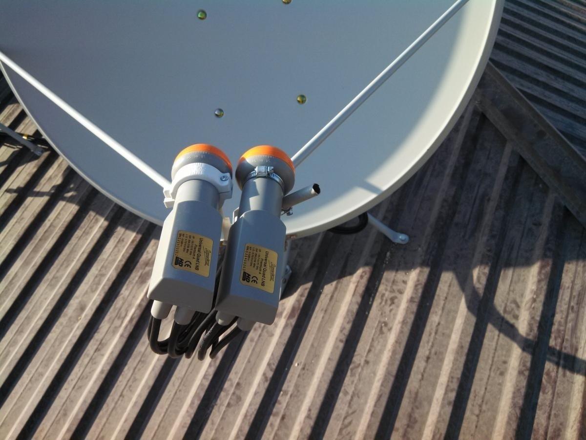 Как самому сделать спутниковую антенну Cпутниковая антенна 30