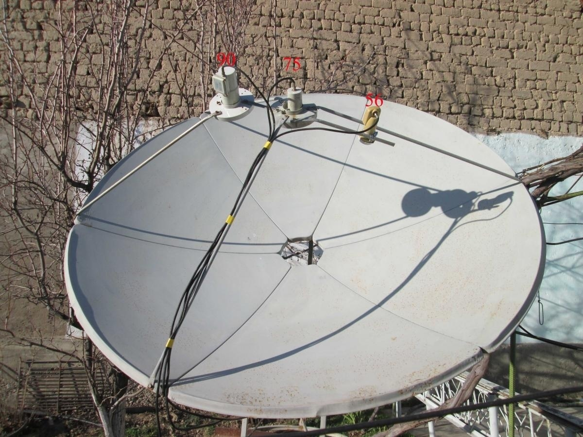 Спутников антенны своими руками 512