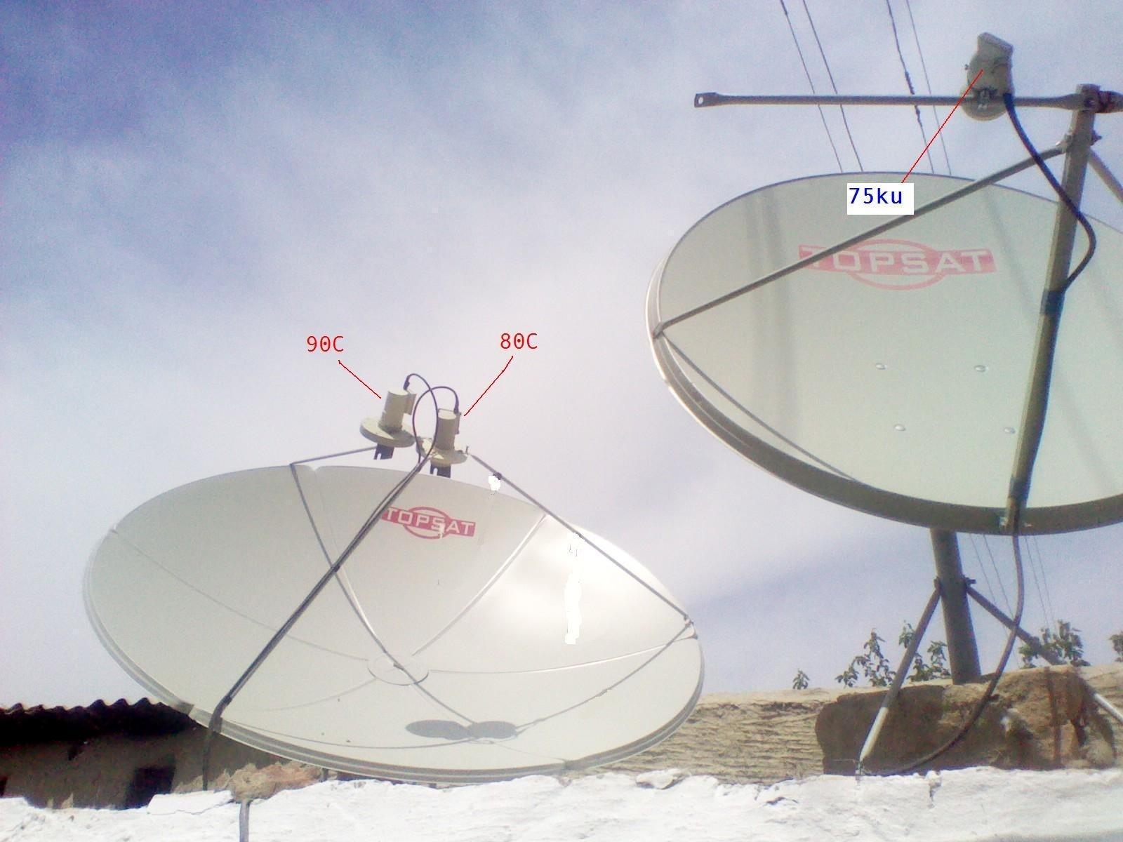 Спутников антенны своими руками 102