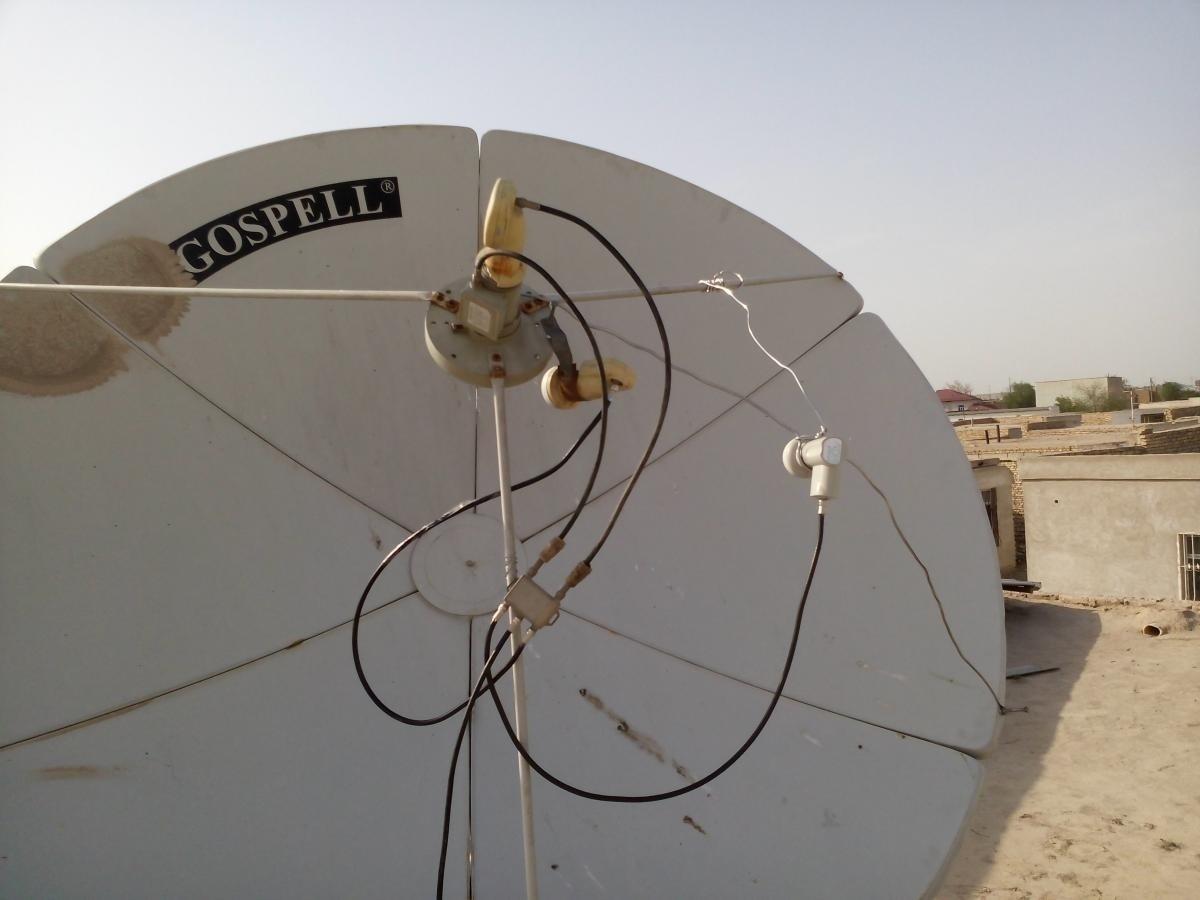 Сделать своими руками спутниковую антенну
