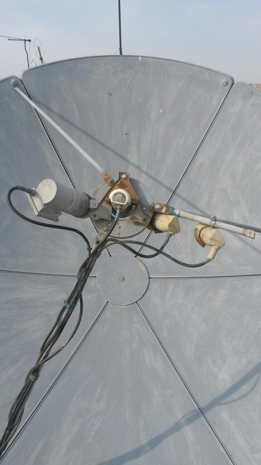 Как самому сделать спутниковую антенну Cпутниковая антенна 80