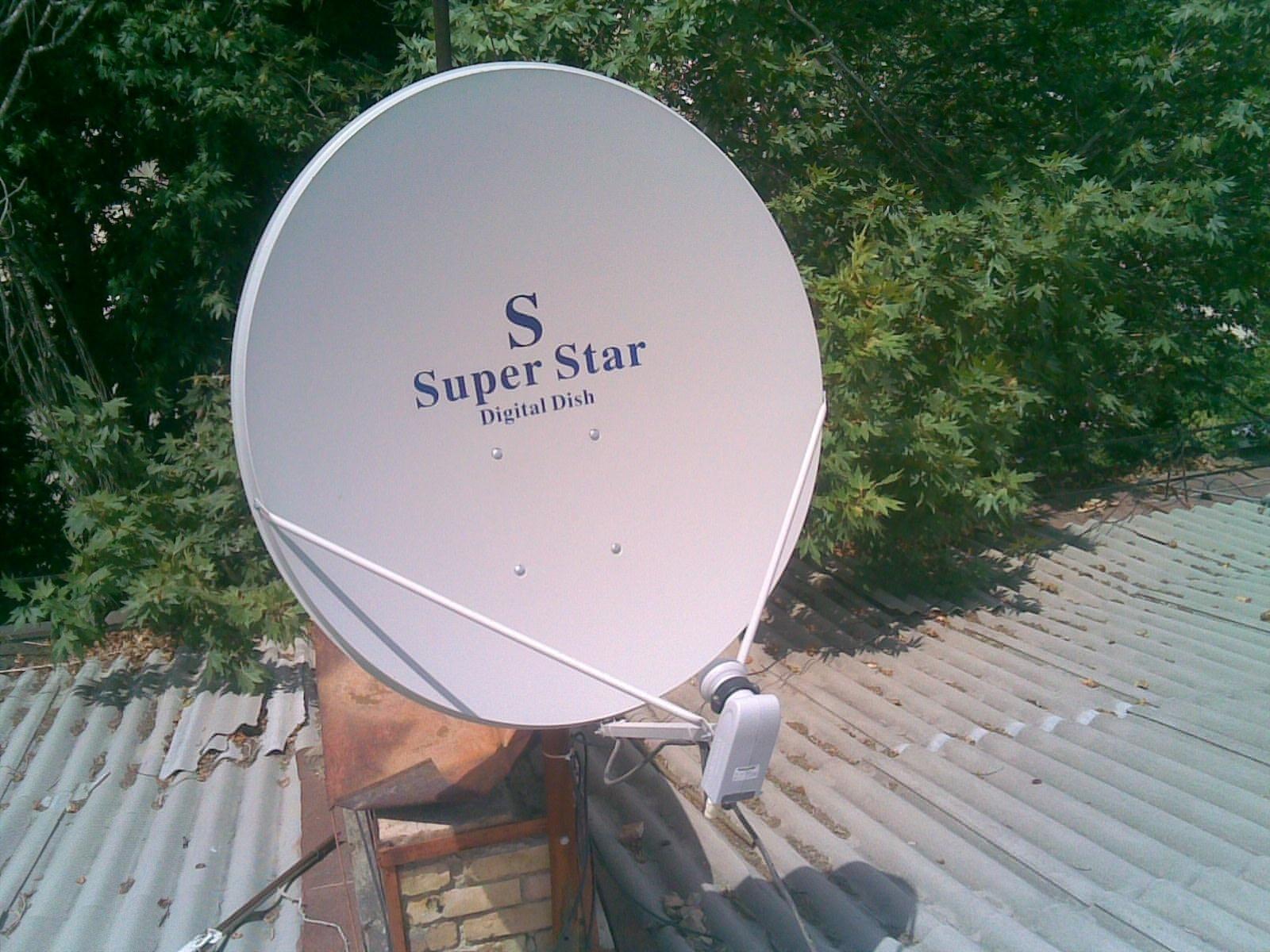 Настройка спутниковой антенны при помощи прибора Sat 29
