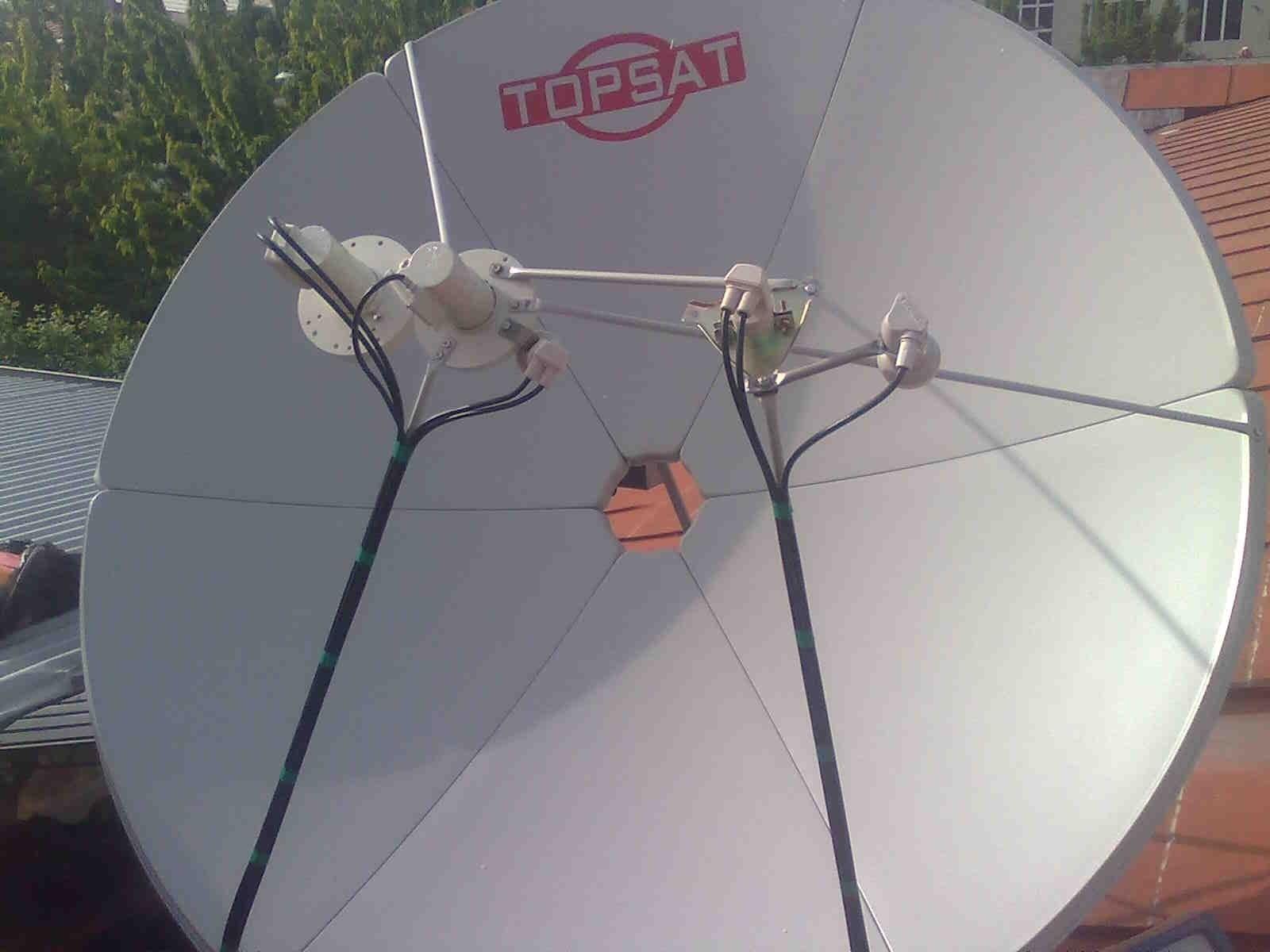 Как самому сделать спутниковую антенну Cпутниковая антенна 61