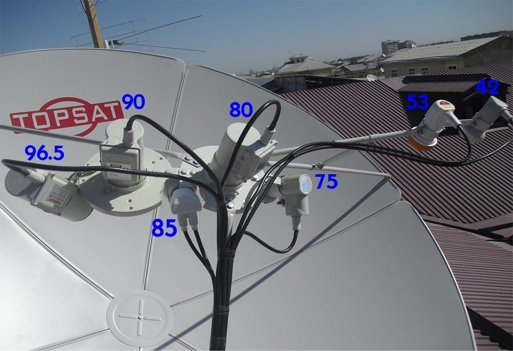 Abs-2 И Abs-2А , 75 Градус (Обсуждение) - Страница 50 - Установка и настройка Спутниковых антенн и конвертеров - Forum UzSat