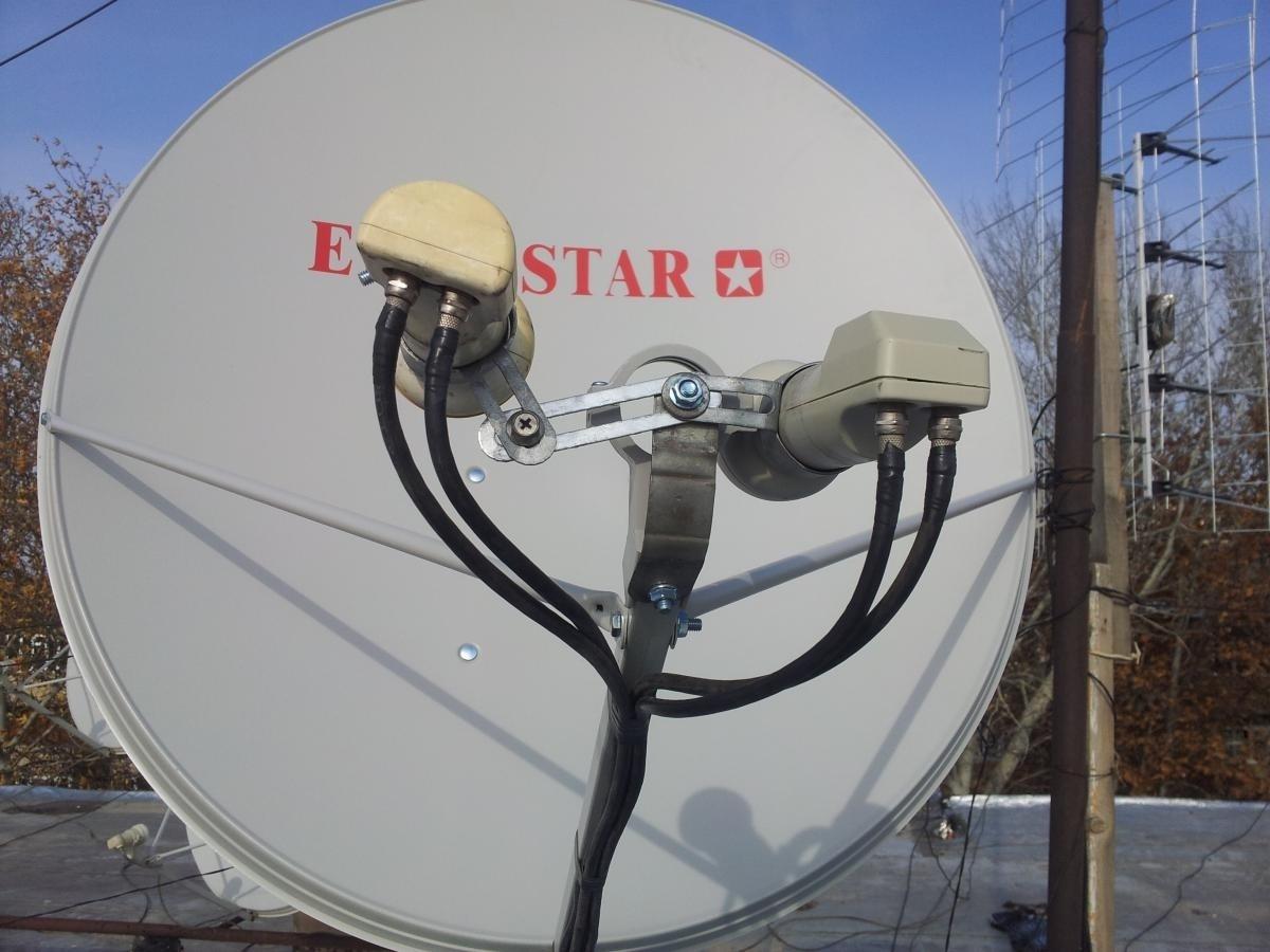 Настройка антенны Триколор ТВ своими руками: подробности для 89