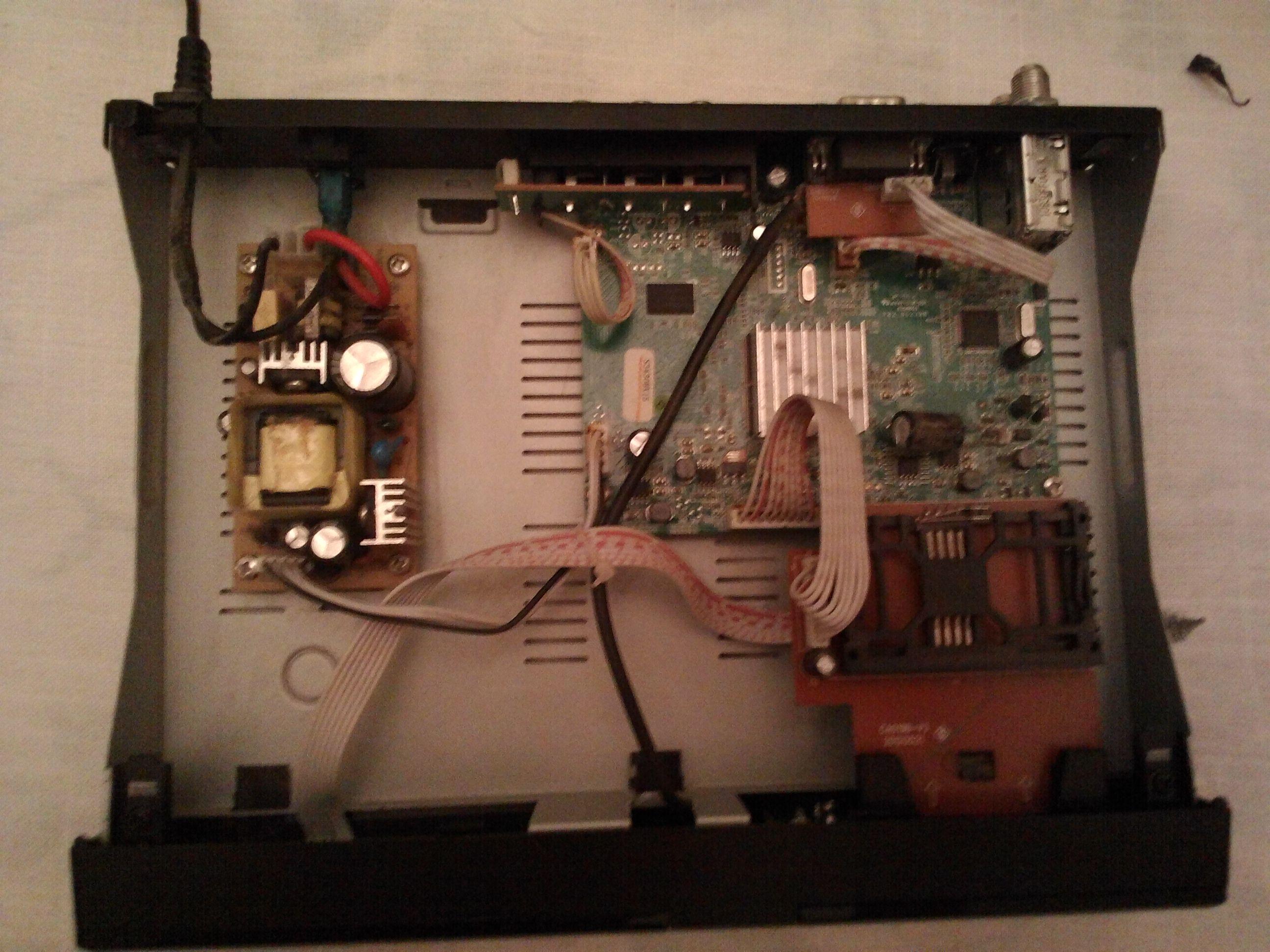 Спутниковые ресиверы и их ремонт своими руками 342