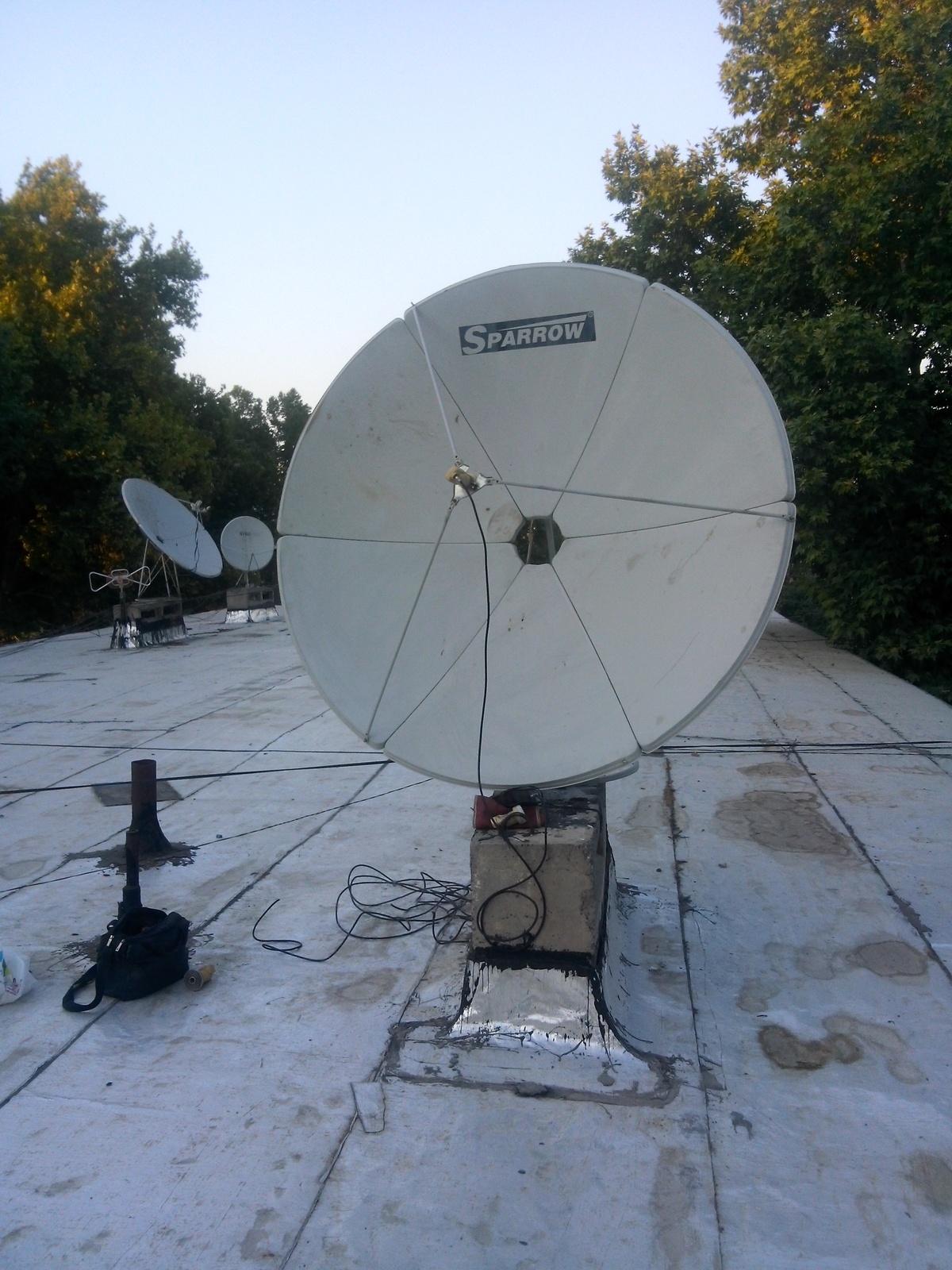 Спутников антенны своими руками 586