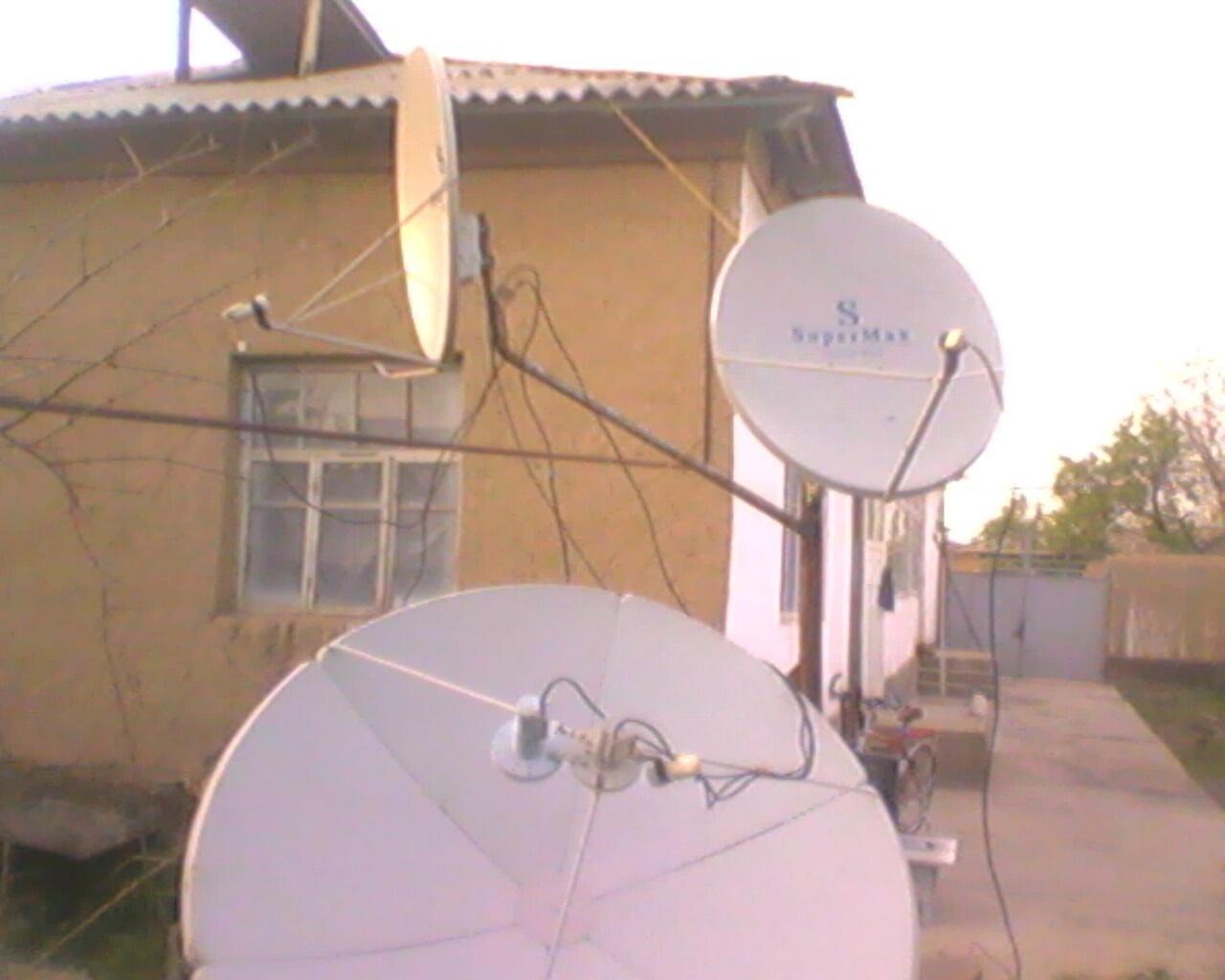 Как самому сделать спутниковую антенну Cпутниковая антенна